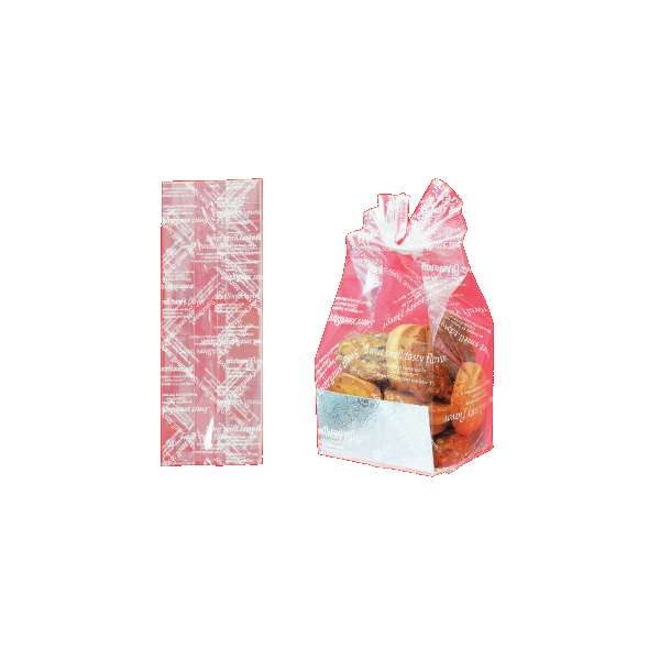 Creative Cookie Bag - White