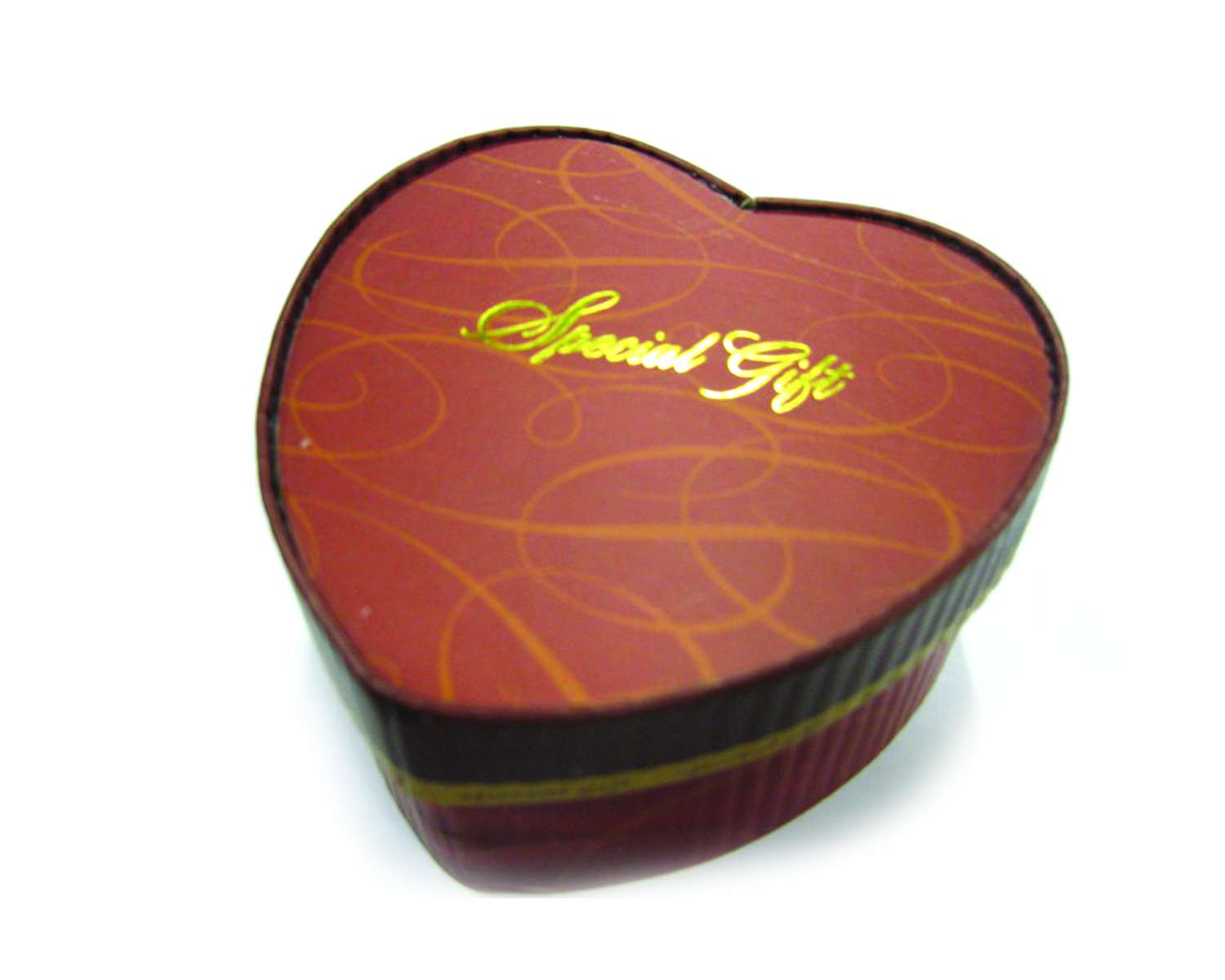 Heart-8 Chocolate Box 8-pc