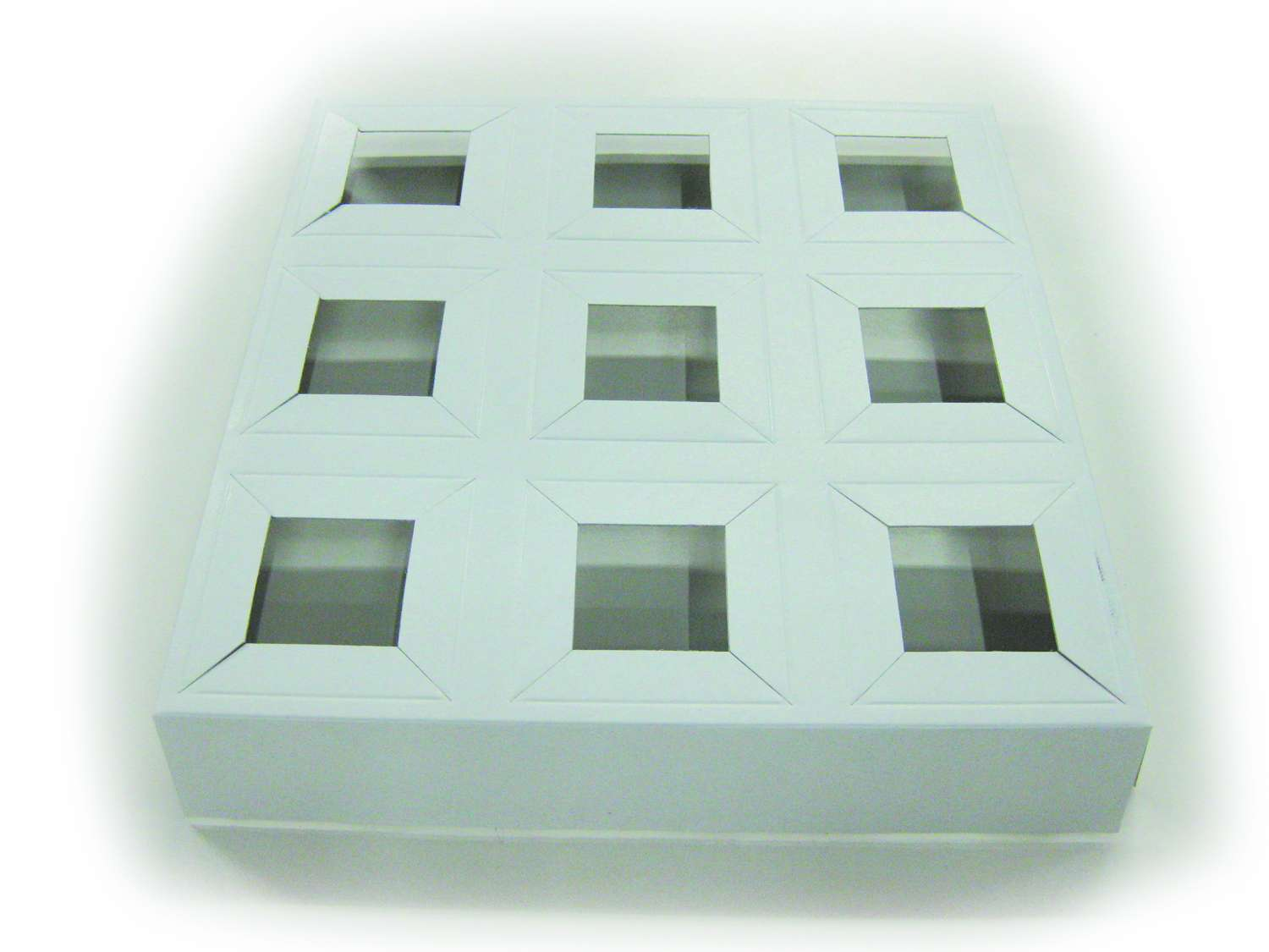 CT-9 White Paper Tray