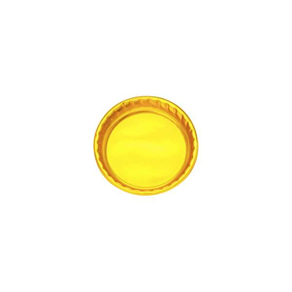 PVCG003 Gold PVC Plate