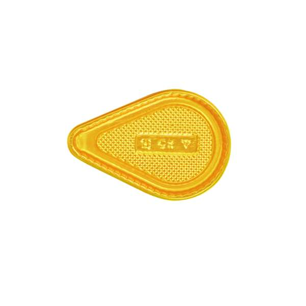 PVCG005 Gold PVC Plate