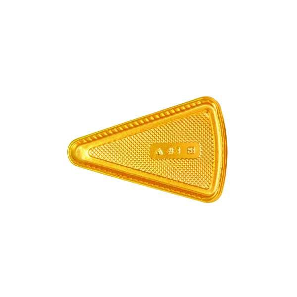 PVCG010 Gold PVC Plate