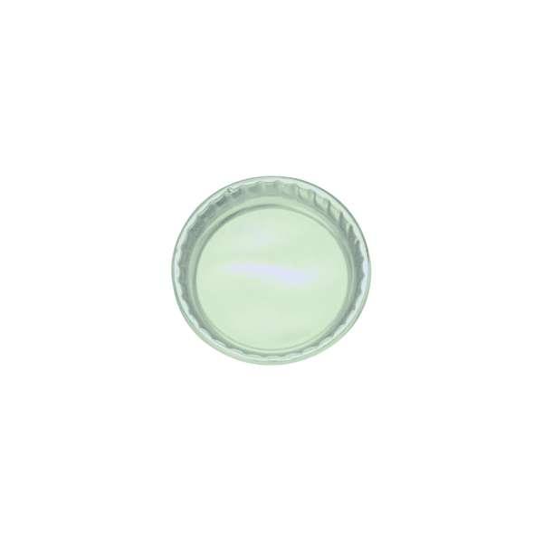 PVCS003 Silver PVC Plate