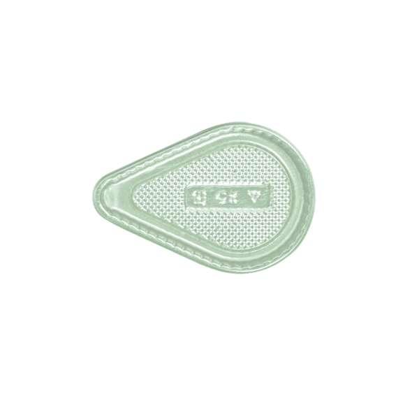 PVCS005 Silver PVC Plate