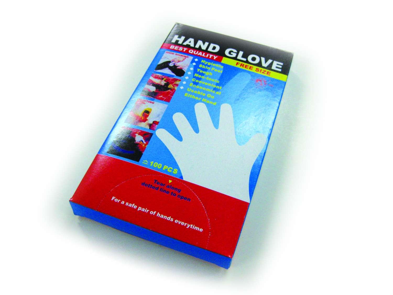 HDPE-HDPE Gloves