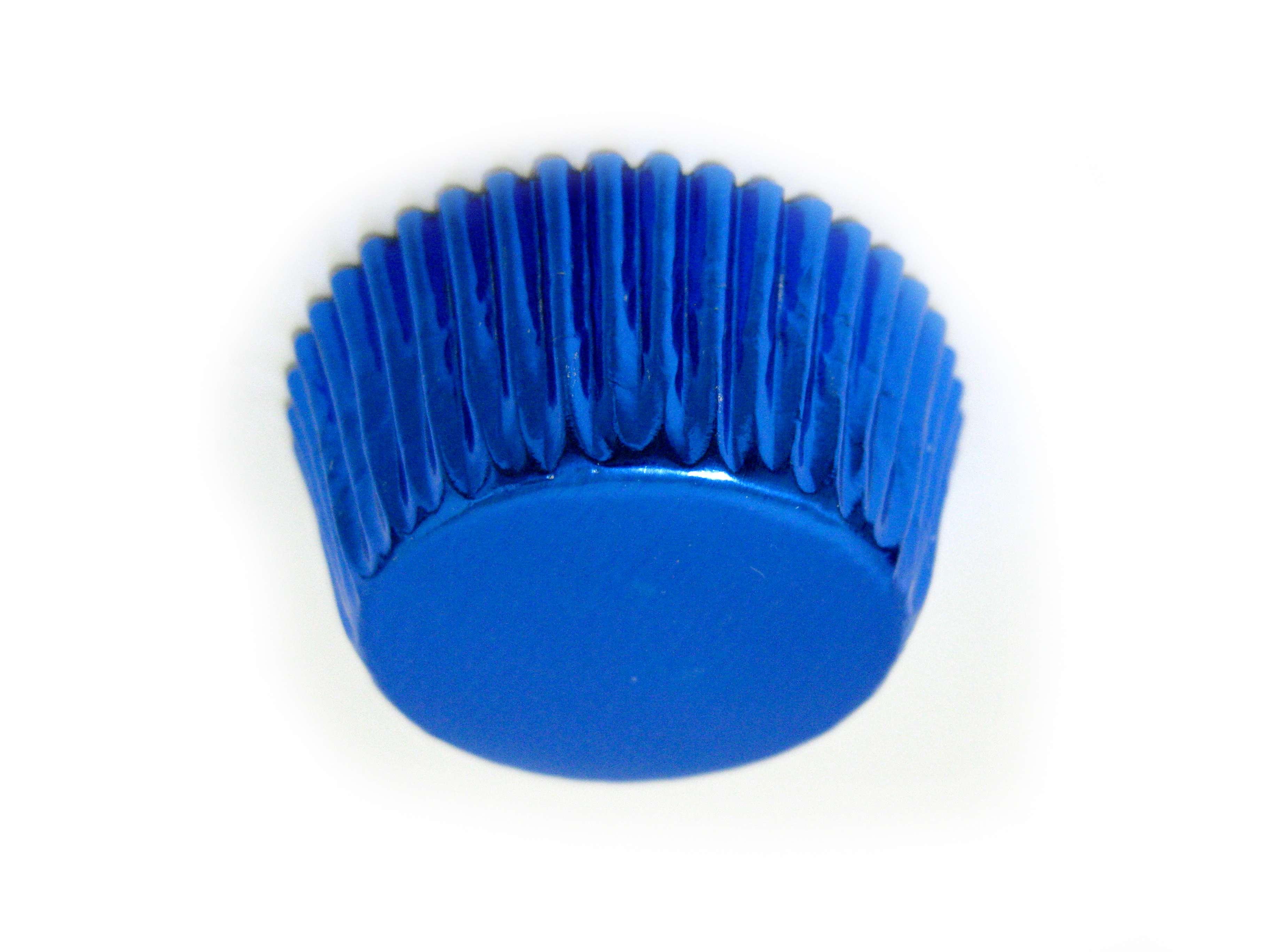 Blue Foil-Glossine