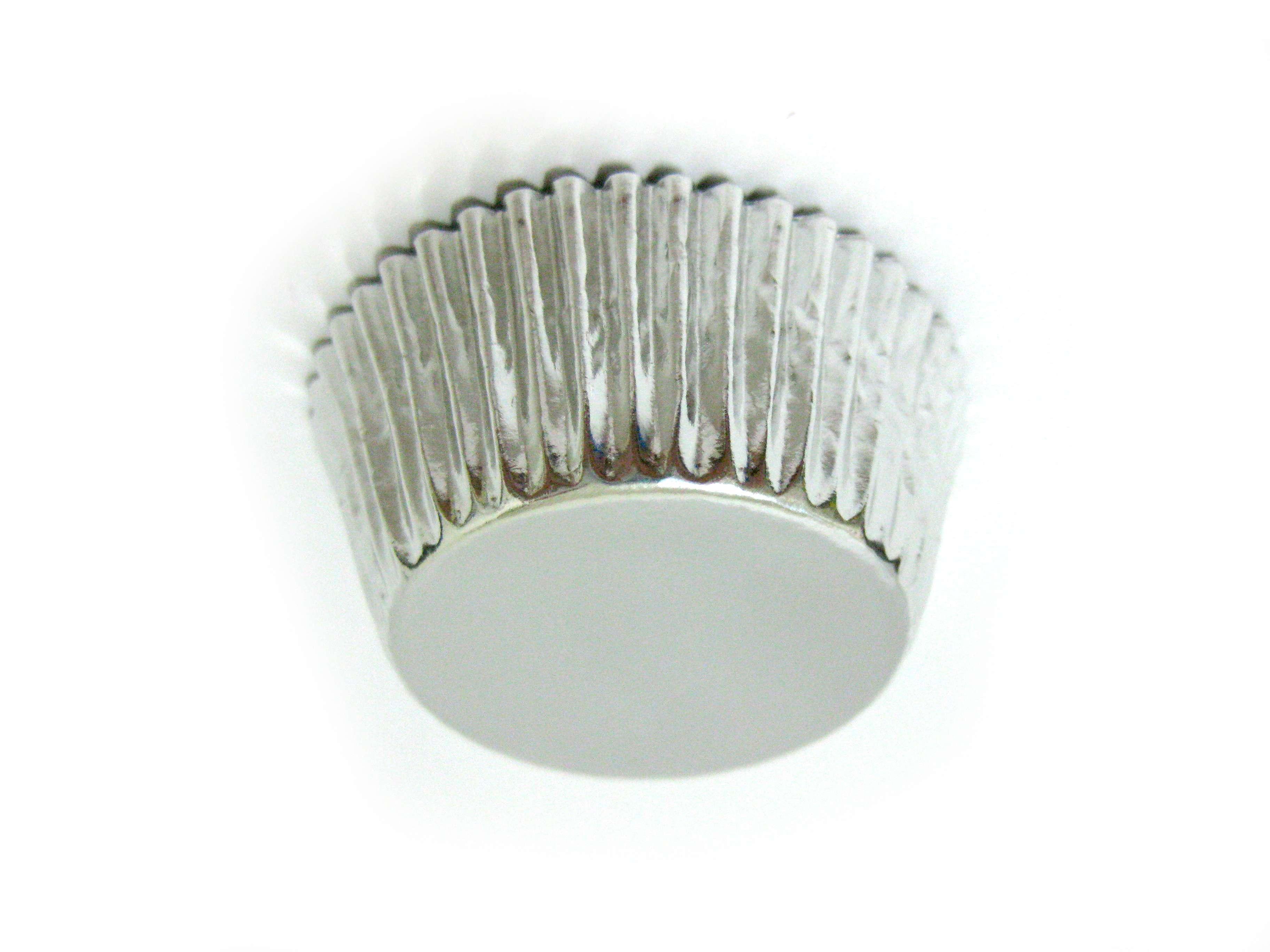 Silver Foil-Glassine